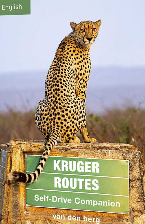 Kruger Routes Self-Drive Companion by the Van den Bergs.